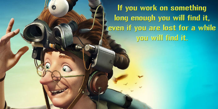 inspiring quotes from animated movies