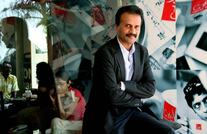How V  G  Siddhartha Started – Founder and Owner of Cafe Coffee Day