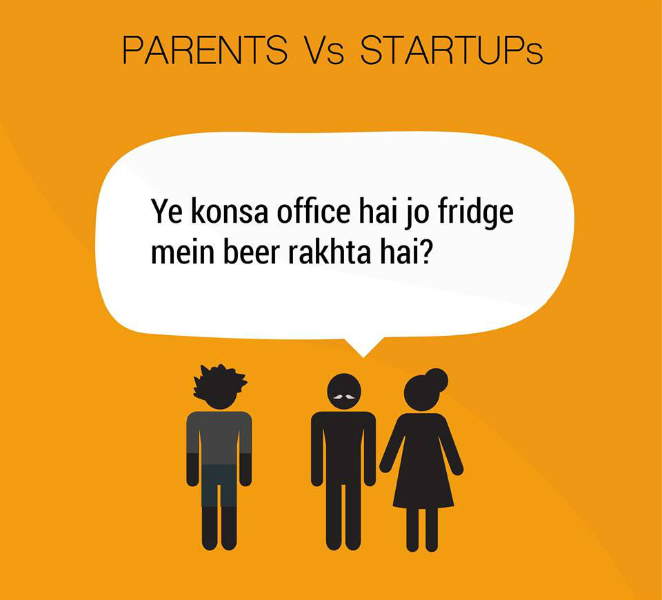 Parents vs Startups