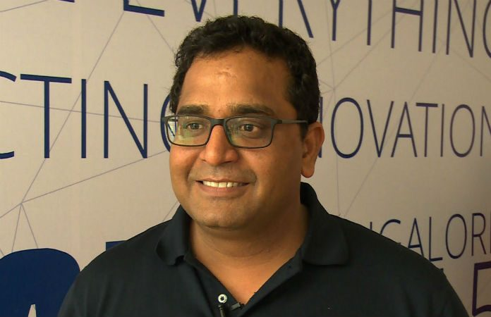 Vijay Shekhar Sharma became youngest Indian billionaire