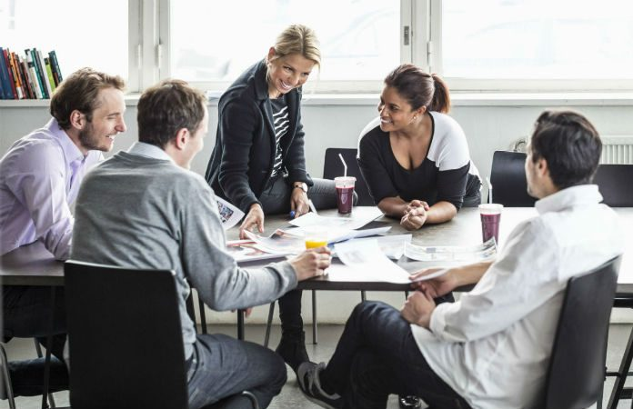 ways in which entrepreneur can advocate their team c