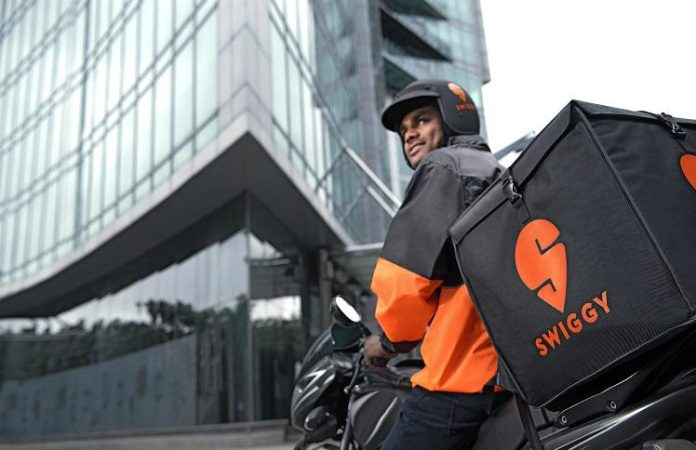 Naspers investment in Swiggy