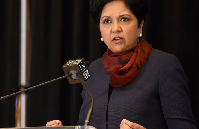 Indra Nooyi Joins Amazon
