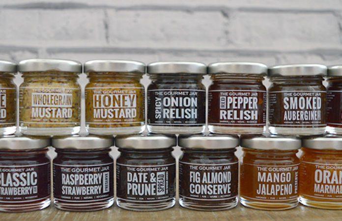 The Gourmet Jar