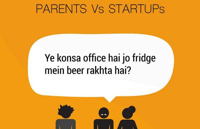 Parents vs Startups