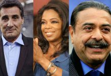 Billionaires who started out dirt poor