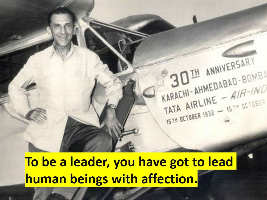 quotes by JRD Tata to inspire the entrepreneur in you