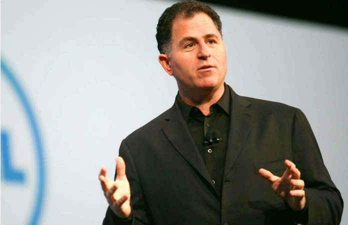 Dell computers founder Michael Dell_main