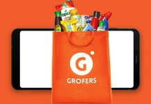Indian online grocery delivery service Grofers