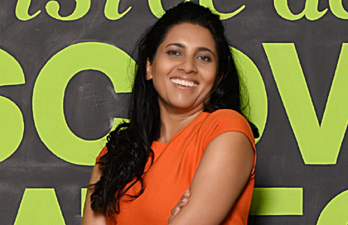 Suchi Mukherjee founder of Limeroad a successful woman