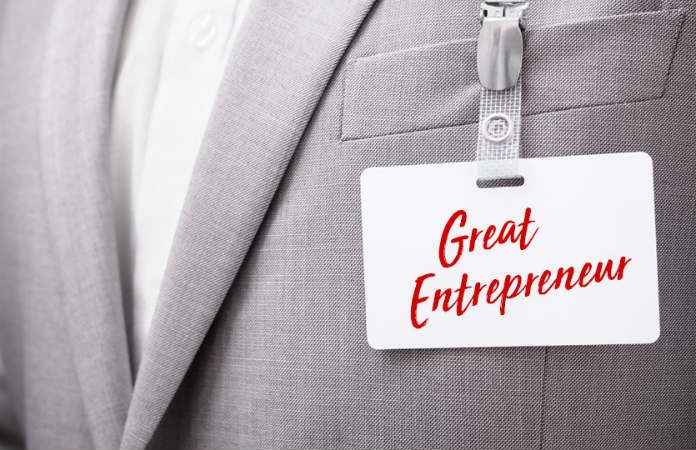 become a great entrepreneur