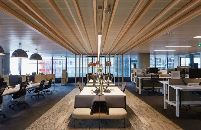Creative ways companies are changing their workplaces