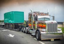 heavy haul trucking company