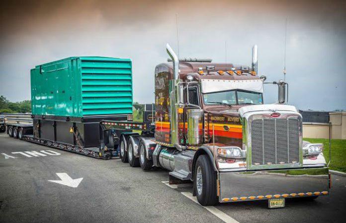heavy haul trucking company