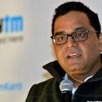 Paytm CEO vijay shankar sharma