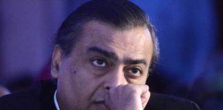 Mukesh Ambani Forbes billionaires list