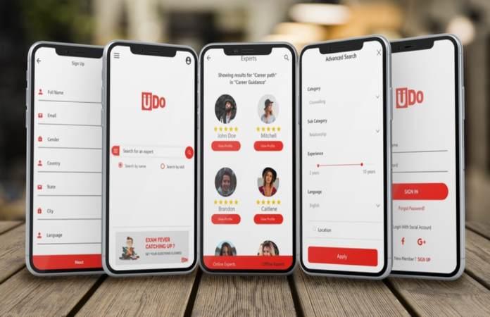 Udo app