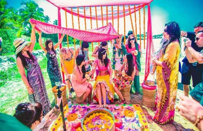 weddings coronavirus