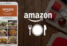 Amazon Food Delivery