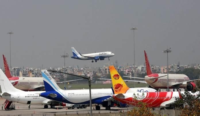 Flight Booking started in lockdown