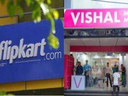 Flipkart joins hand with vishal mega mart (2)