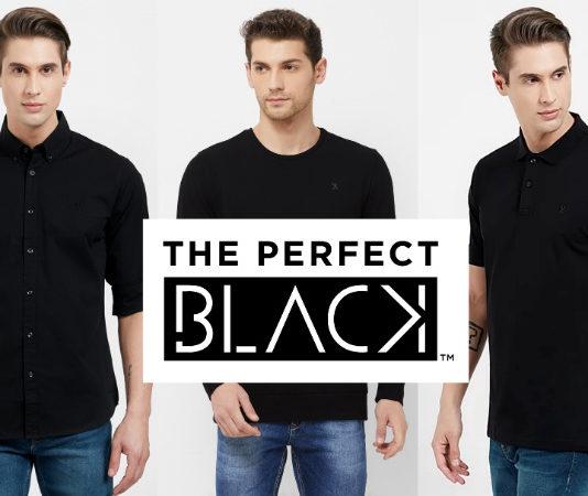 The Perfect Black