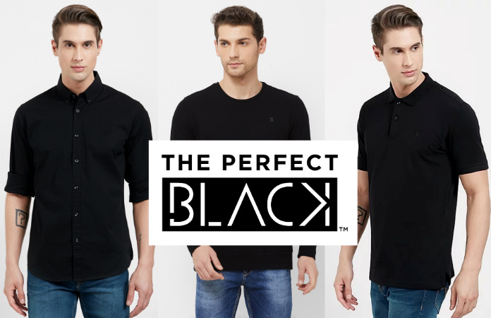 The Perfect Black