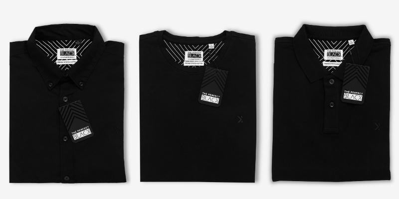 The Perfect Black shirts