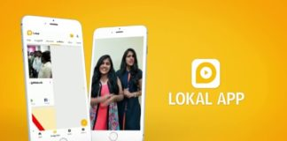 lokal app