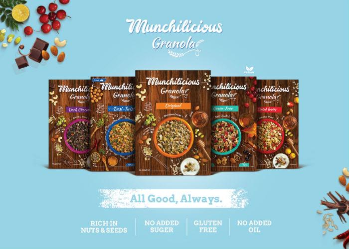 Munchilicious Granola