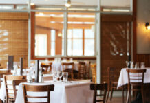 cleanliness appearance of your restaurant