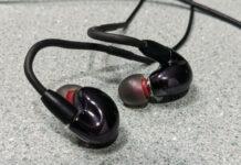 Shure SE846 earphones