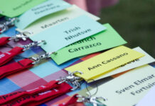 Ways name badges help a company succeed