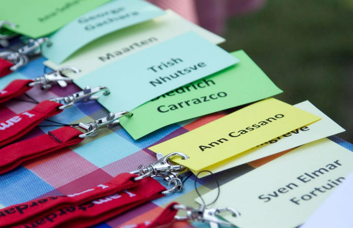 Ways name badges help a company succeed