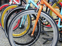 bike rental business