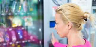vending machines with healthy choices