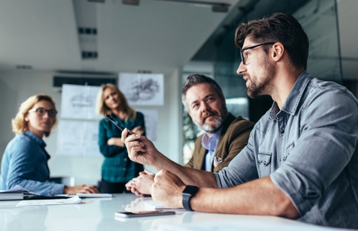 improve the professionality of your office