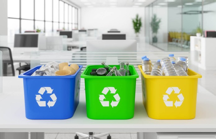 office waste reduction
