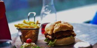small burger joint